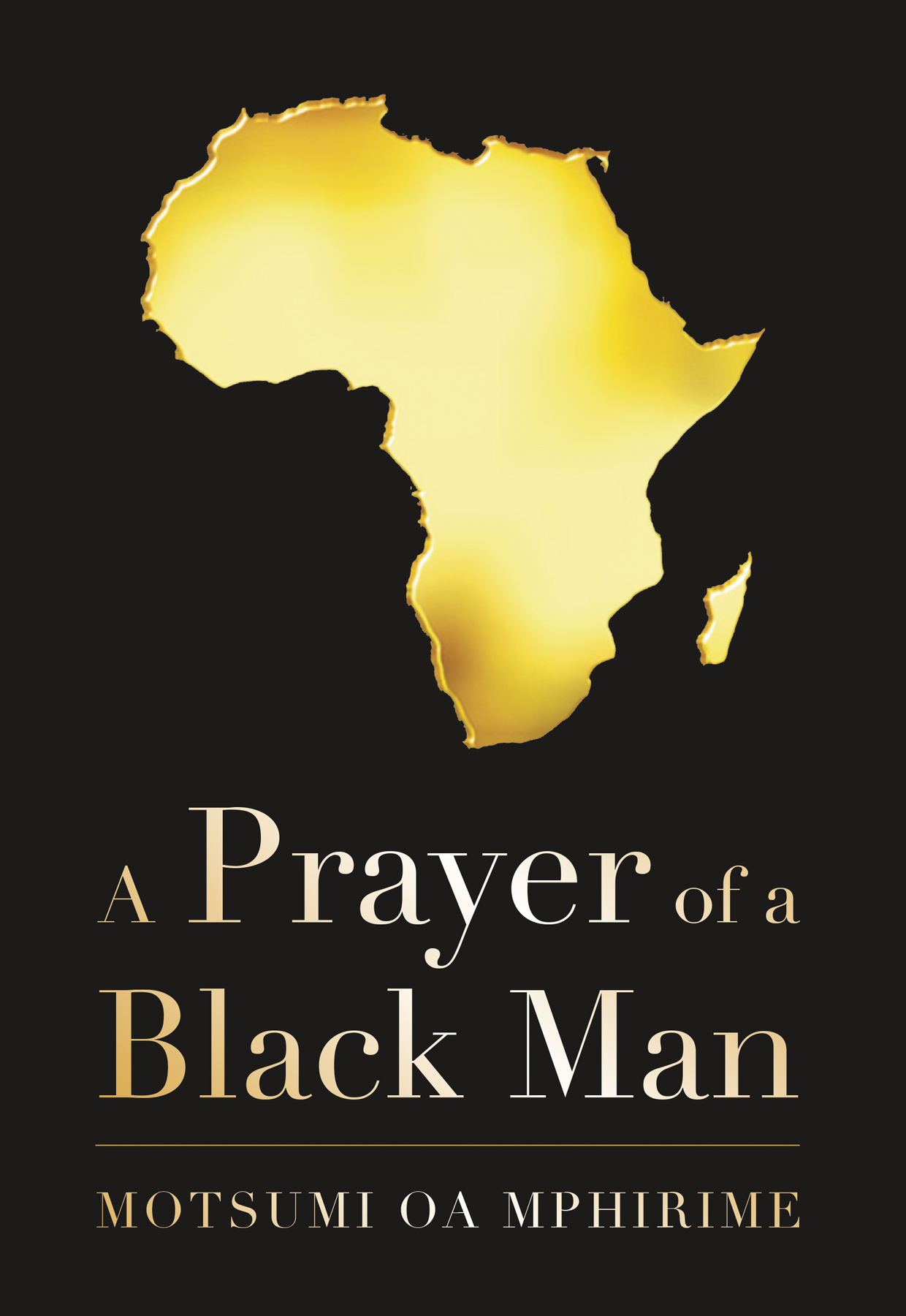 A PRAYER OF A BLACKMAN